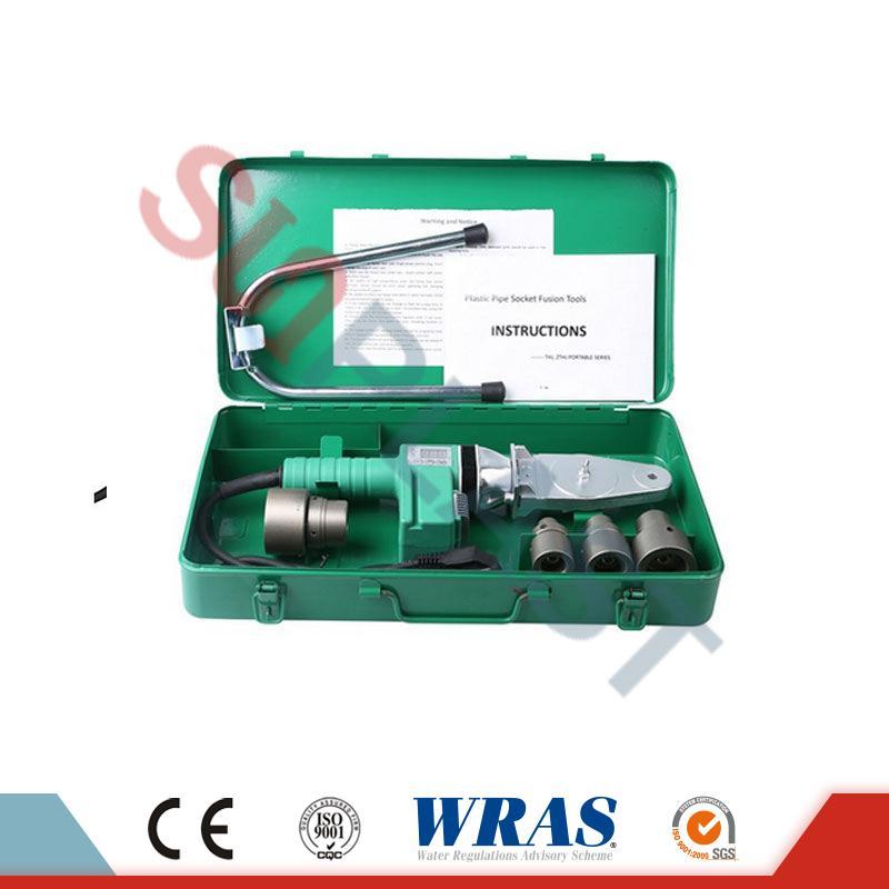 Сварочный аппарат для сварки плавлением 20-32 мм для трубы PPR & amp; HDPE Труба
