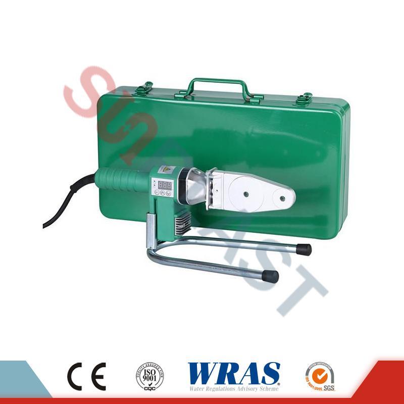Сварочный аппарат плавки гнезда 20-63mm для трубы PPR & amp; HDPE Труба