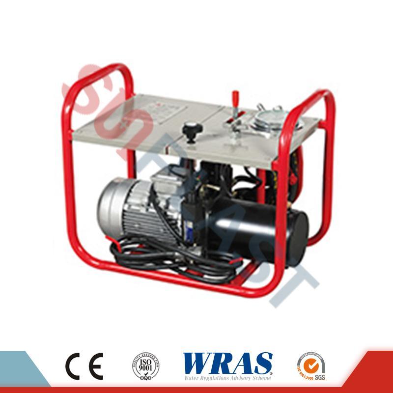 63-200-миллиметровый ручной / гидравлический аппарат для сварки встык для трубы HDPE