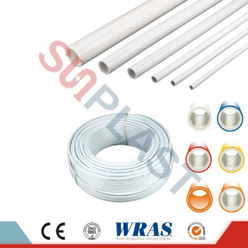 PERT-AL-PERT Многослойная труба для водопровода & amp; Пол с подогревом